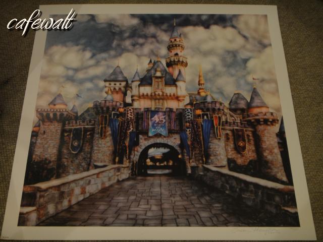 Sleeping beauty castle 45th susan Thompson 1