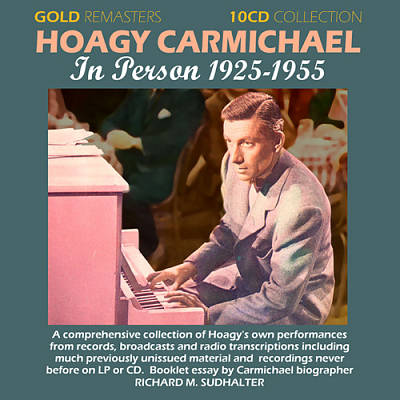 HOAGY CARMICHAEL In Person