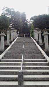 降松神社20日