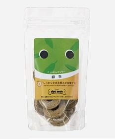 パッケージ_緑茶