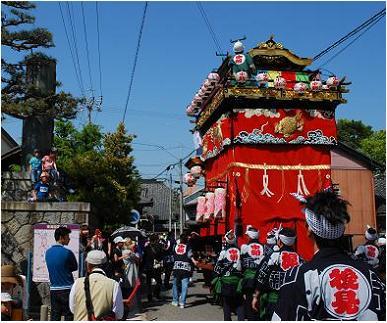 知立神社祭礼A