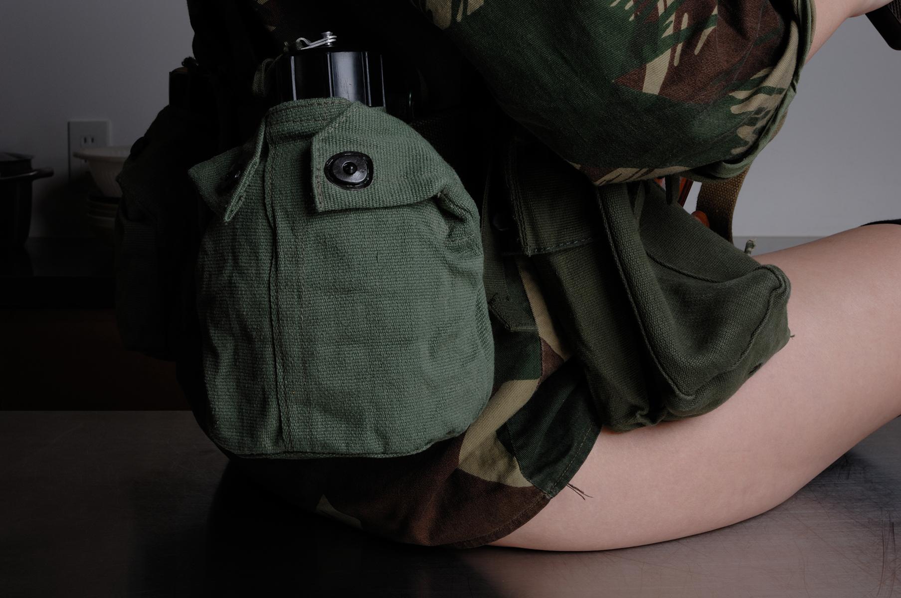 英軍P44水筒