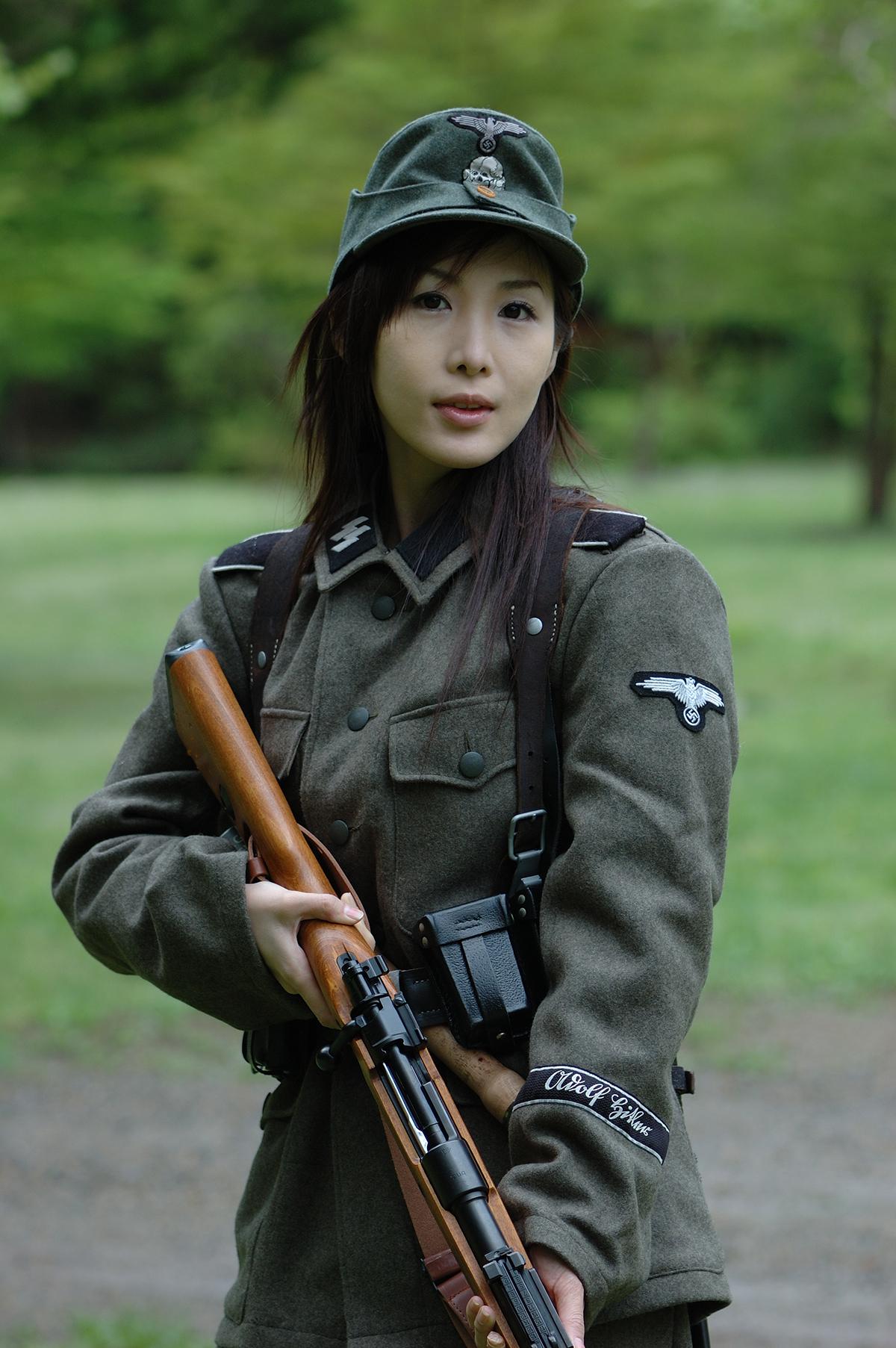 ドイツ軍コスプレ写真集【Vol.3】