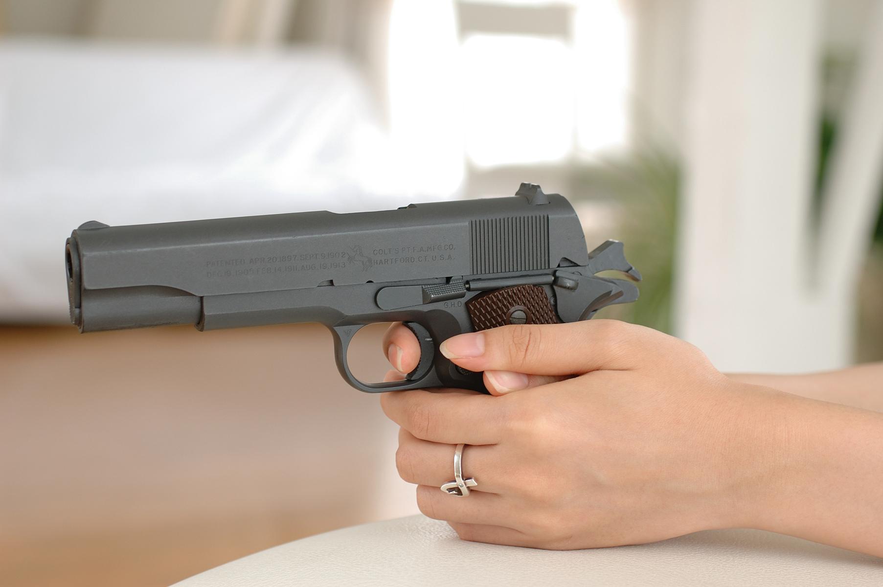 WA製M1911A1