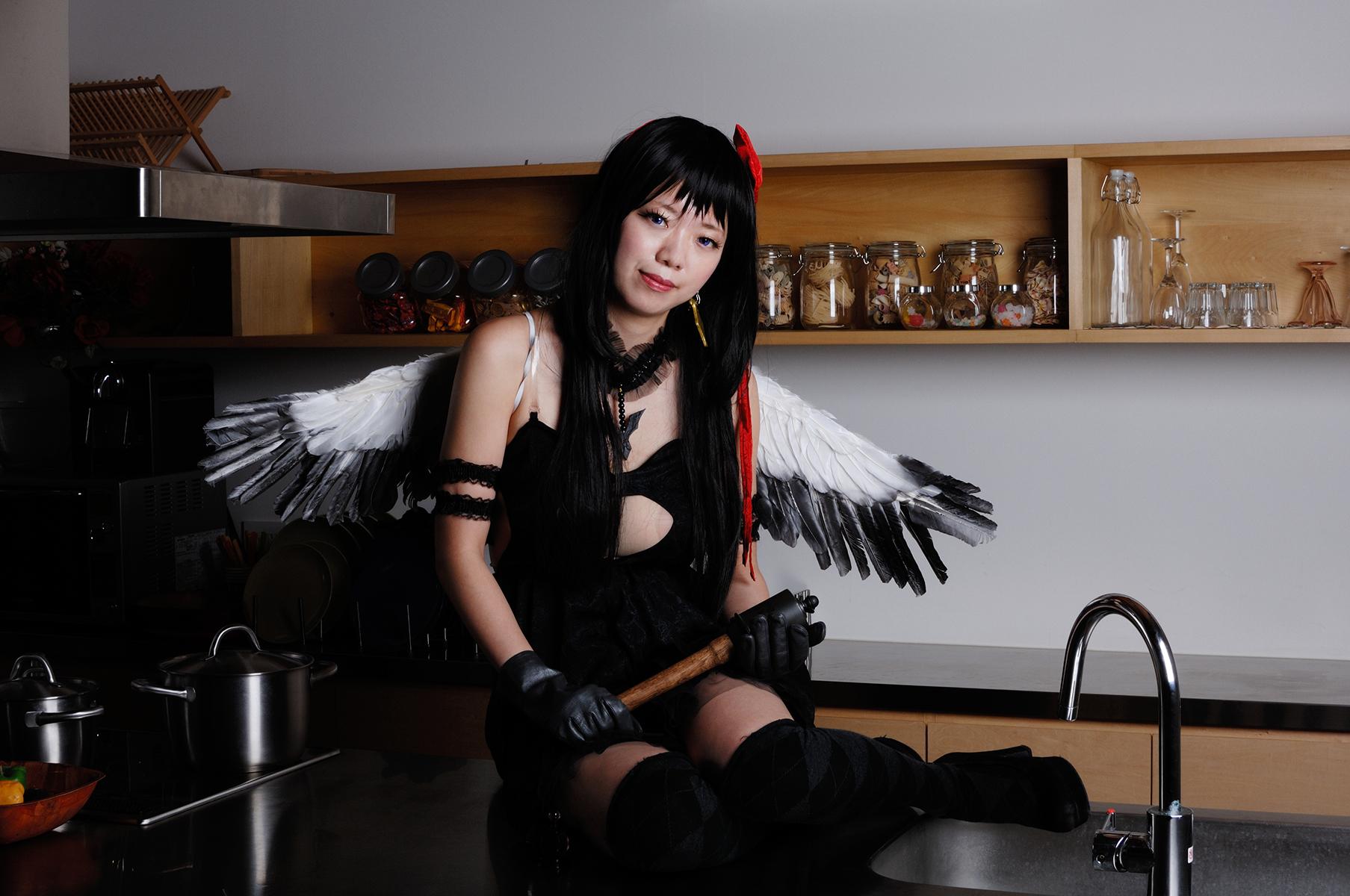 魔法少女まどか☆マギカ/悪魔ほむら
