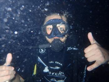タオ島、水中画像、ブログ