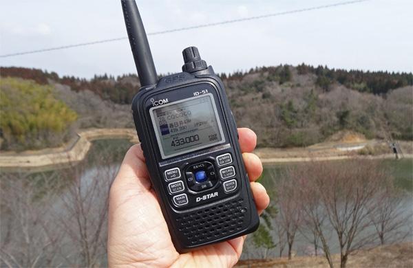 D-STARレピータの「ゲート越え」で遠距離交信も可能