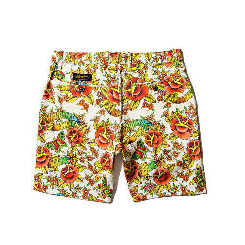 SOFTMACHINE GARDEN SHORTS