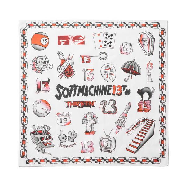 SOFTMACHINE 13TH FLASH BANDANA