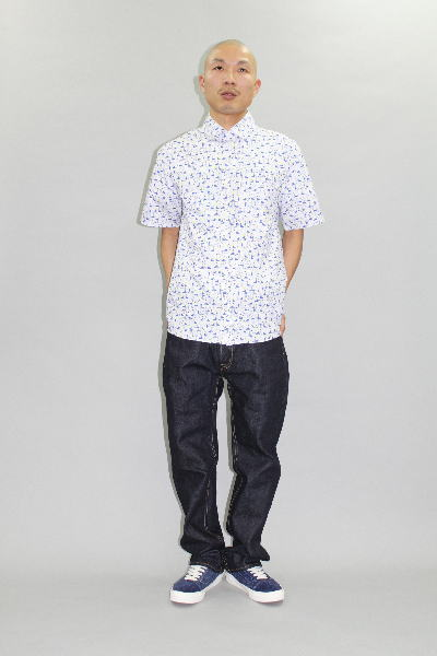 INTERFACE FLAMINGO S/S SH