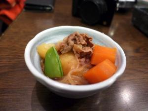 情熱うどん 讃州 豊崎本店@07モツ&茶美豚鍋コース 2
