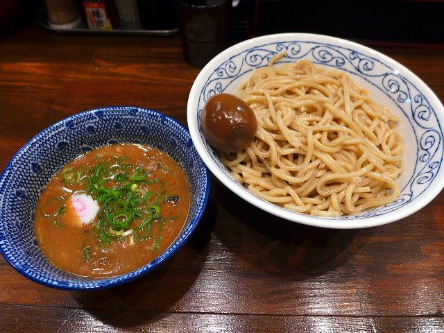 一麺生@つけ麺 1