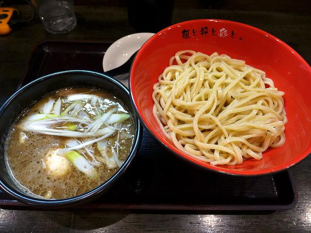 麺屋 彩々 昭和町本店@06味噌つけ麺(小) その2 1