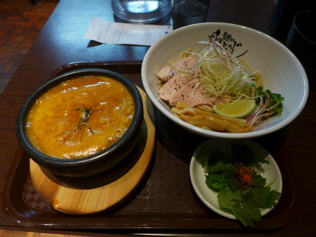 麺のようじ@02鶏ドロつけ麺 1