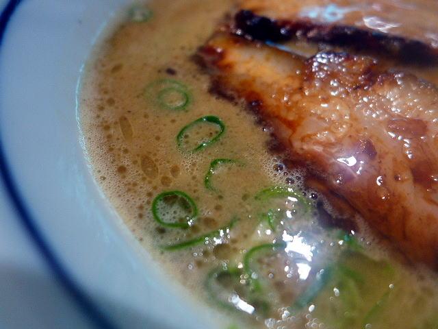 麺屋 船橋@01鶏とんこつラーメン 2