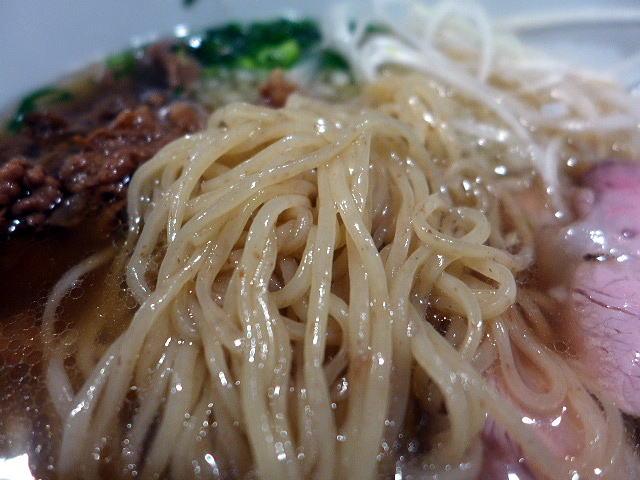 牛薫る麺処 嵐風@01牛塩らぁめん 3