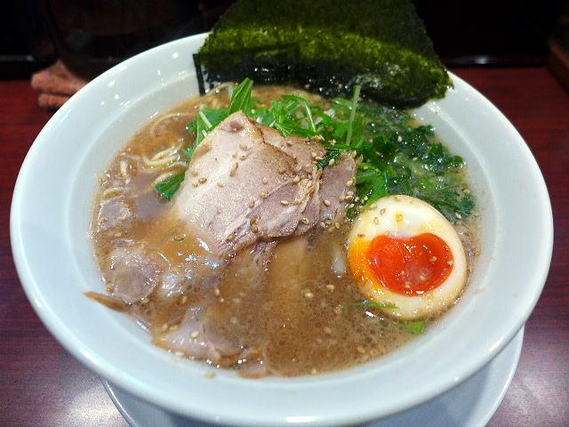 麺や 鬼平@01白鬼麺 1