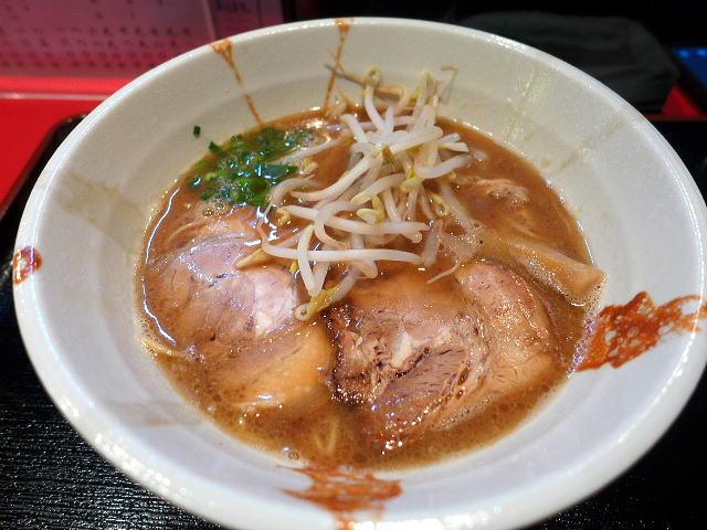 麺屋 ご○(ごえん)@02鶏骨醤油らーめん 1