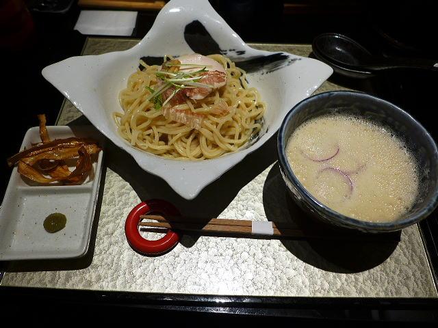 鶏 soba 座銀@03鶏つけsoba 1