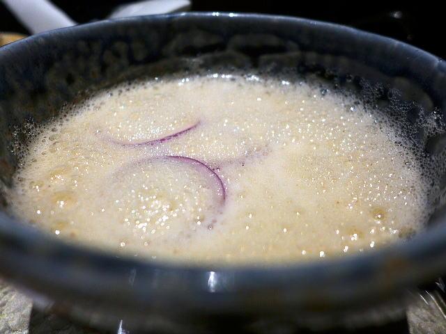 鶏 soba 座銀@03鶏つけsoba 3