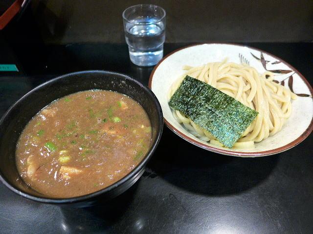 無鉄砲つけ麺 無心@03限定味噌豚骨つけ麺(小) 1