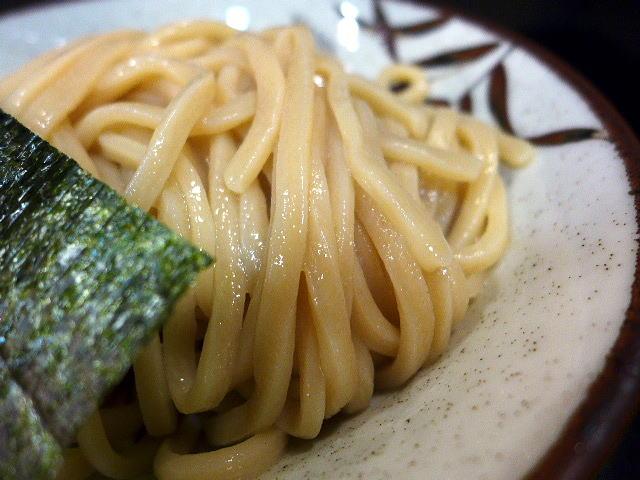 無鉄砲つけ麺 無心@03限定味噌豚骨つけ麺(小) 2