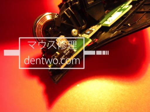 】Logicool製マウス・MX-R(MXレボリューション)のチャタリング修理後の画像です。Feb 11 2015IMG_0703