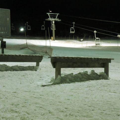 スキーたて