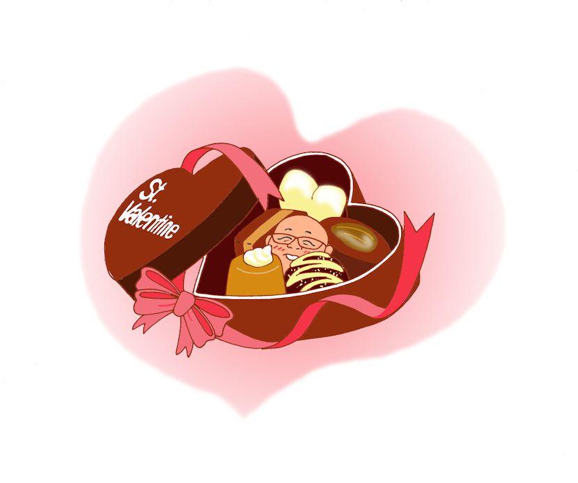 チョコット チョコ???
