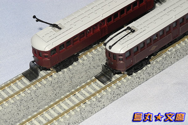 大阪電気軌道(近鉄)デボ1形電車02