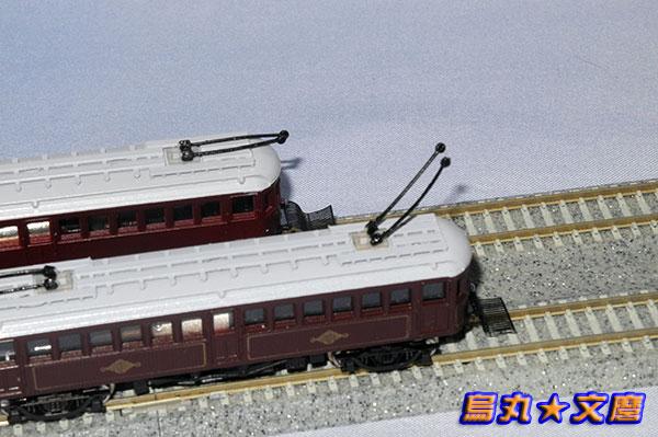 大阪電気軌道(近鉄)デボ1形電車03
