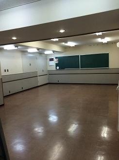 田園調布教室室内