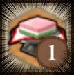 菱餅総獲得数2