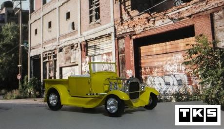 フォードモデルAピックアップ (4)