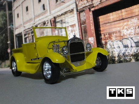 フォードモデルAピックアップ (2)