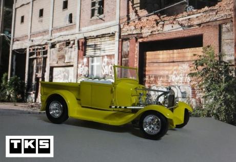 フォードモデルAピックアップ (3)