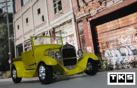 フォードモデルAピックアップ (5)