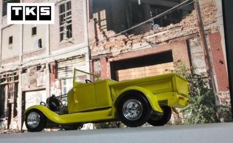 フォードモデルAピックアップ (6)