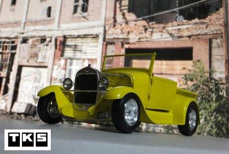 フォードモデルAピックアップ (9)