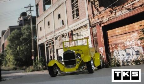 フォードモデルAピックアップ (10)