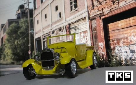 フォードモデルAピックアップ (11)