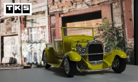 フォードモデルAピックアップ (13)