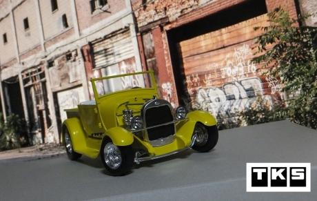 フォードモデルAピックアップ (14)