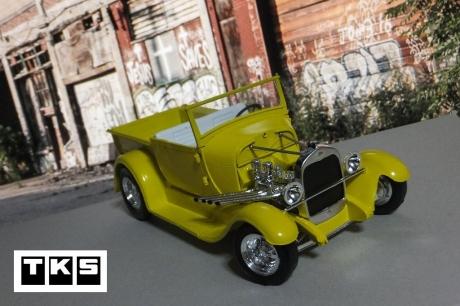 フォードモデルAピックアップ (15)