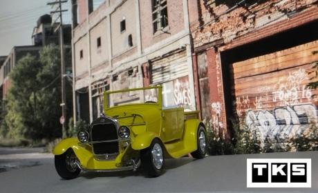 フォードモデルAピックアップ (12)