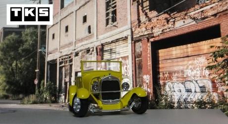 フォードモデルAピックアップ (16)
