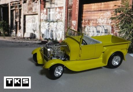 フォードモデルAピックアップ (21)