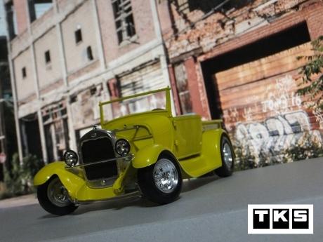 フォードモデルAピックアップ (24)