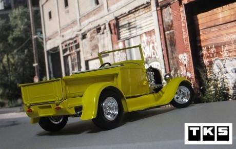 フォードモデルAピックアップ (25)