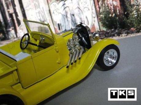フォードモデルAピックアップ (26)